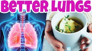 HOW to DETOX and Cleanse Your LUNGS Naturally? Clean Up Your Lungs with These NATURAL Ways