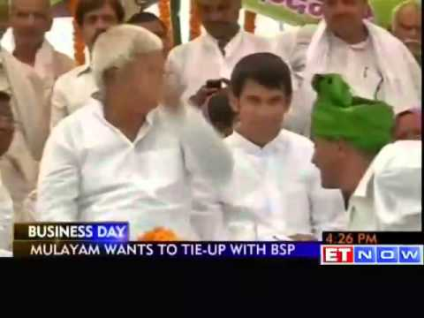 SP ready to ally with Mayawati's BSP : Mulayam Singh Yadav