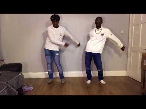 Tutorial: backpack kid dance step by step