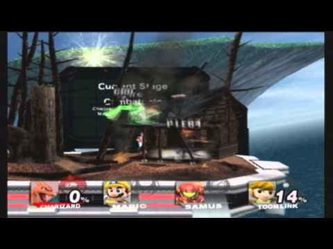 Super Smash Bros Brawl Hack Showcase #1