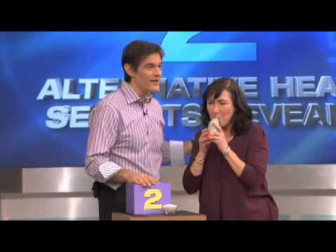 Dr Oz - Salt Inhaler Custom