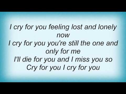 No Angels - Cry For You
