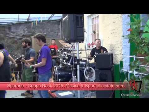 Sparone - Coppa Rock 2015: Musica & Sport allo stato puro