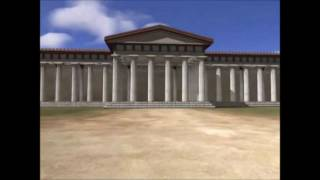 Virtual ancient Olympia by Ag mastermind