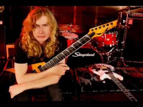 Dave Mustaine - A Heavy Metal Memoir (parte 1)