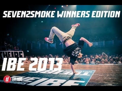 IBE 2013 | Seven2Smoke Winners Edition