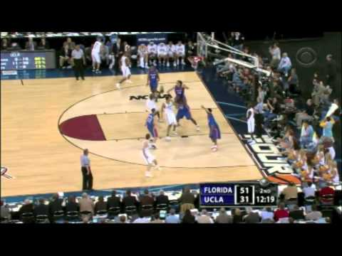 2006 NCAA Championship Game: (3)Florida Gators vs. (2)UCLA Bruins