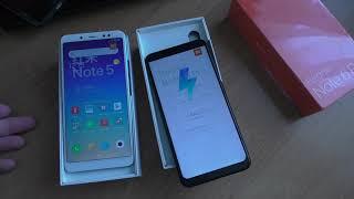 Xiaomi Redmi Note6 VS Redmi  Note 5