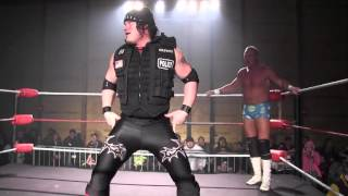 Kevin Thorn & Billy Gunn vs. The Police Department NWA CCW