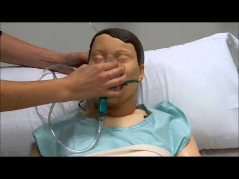 Oxigenoterapia - ENFERMERÍA UNIVERSIDAD MAYOR TEMUCO 2013