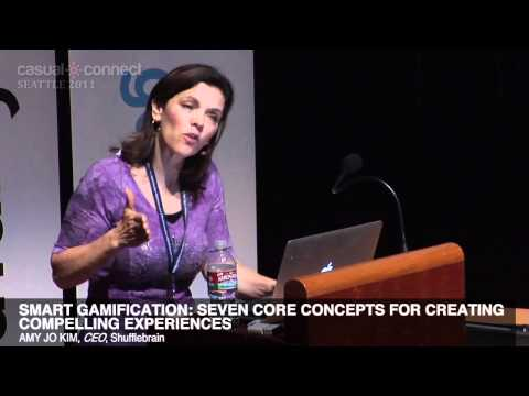 Smart Gamification: Seven Core Concepts for Creating Compelling Experiences | Amy Jo KIM
