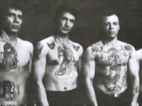 Russian Criminal Tattoos Mihail Krug - Kolschik Михаил Круг - Кольщик