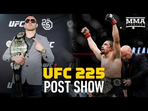 UFC 225 Post-Fight Show - MMA Fighting