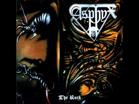 Asphyx - Wasteland Of Terror