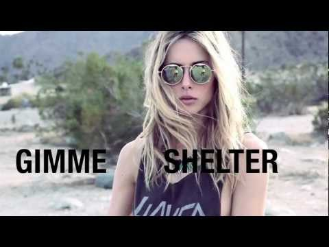 Gimme Shelter: Behind The Scenes with Gillian Zinser for Foam Magazine