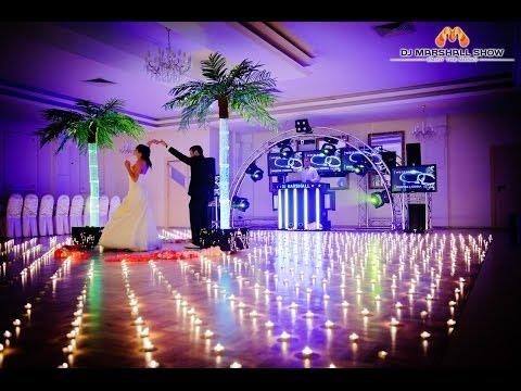 NAJPIĘKNIEJSZY PIERWSZY TANIEC - THE BEST FIRST DANCE  - DJ MARSHALL SHOW