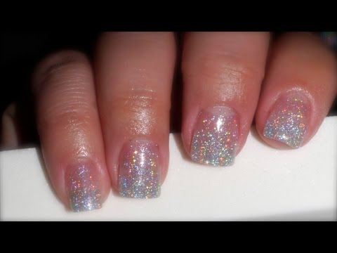 Gel Nails At Home - Step by Step How to - Natural Nails, Nail Tips & Removal ;)