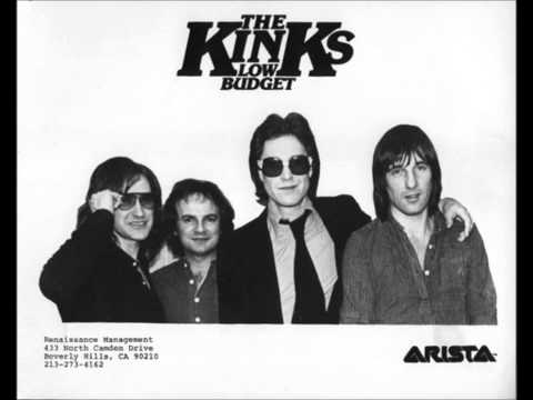 Kinks - Fire Burning