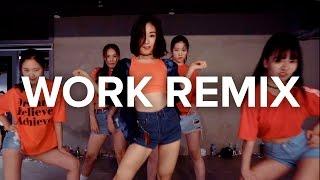 Work - Rihanna ft.Drake (R3hab Remix) / May J Lee Choreography