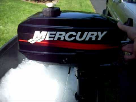 2004 mercury outboard motor 2 5 hp youtube for Mercury 2 5 hp outboard motor for sale