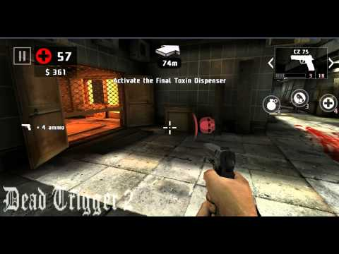 Dead Trigger 2 in  China