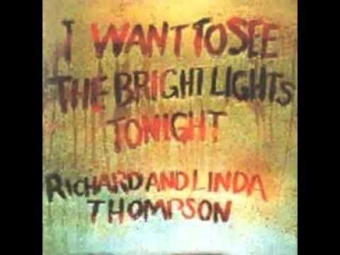 Richard Thompson - The Little Beggar Girl