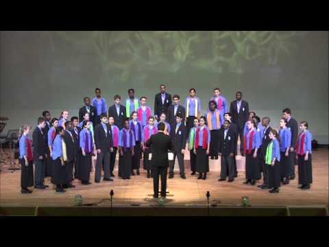 "Young People's Chorus of New York City - ""Requiem Hiroshima"" by Mamoru Samuragochi"