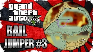 "GTA V - Maude Bail Jumper Mission #3 ""Glen Scoville"" Location (Parachuting!)"