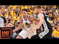 Golden State Warriors vs San Antonio Spurs Full Game Highlights / Game 1 / 2018 NBA Playoffs MP3