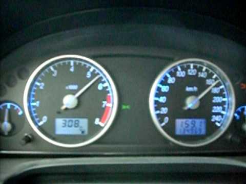 Mondeo Mk3 Motor Mondeo Mk3 v6 200 Km/h in 4th