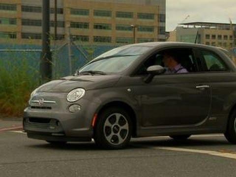 Car Tech - 2013 Fiat 500e