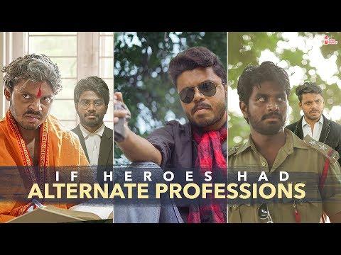 If Heroes Had Alternate Professions | Chai Bisket