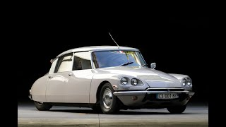 1971 Citroen DS/ID for sale at Modern Classics