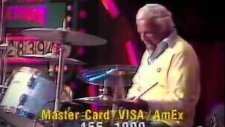 Jerry Lewis MDA Telethon (1987) Buddy Rich Tribute