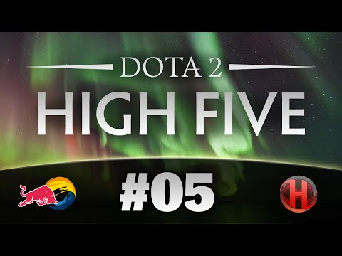 Dota 2 High Fives  Ep 5 Red Bull Weekly