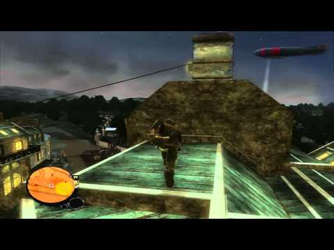 The Saboteur - Shooting Down Those Zeppelins