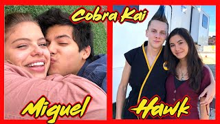Cobra Kai 🔥 Real Age and Life Partners