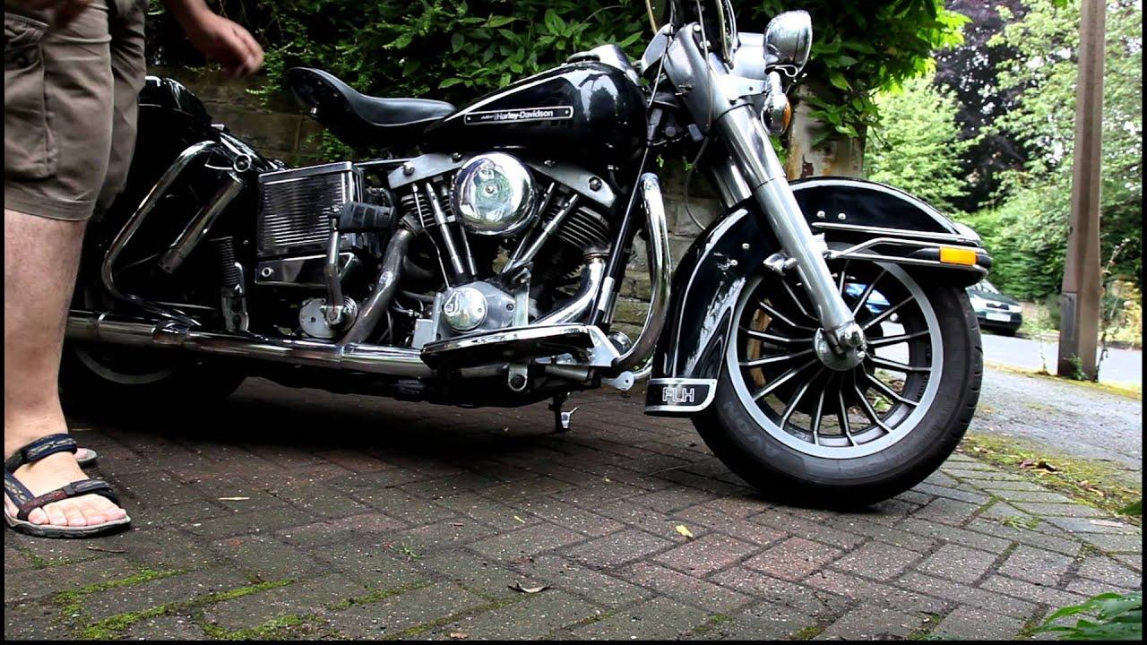 F Harley Davidson Custom