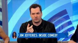 Jim Jefferies: Inside Comedy