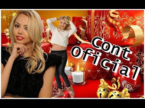 DENISA – FLORILE DALBE (melodie originala) Colinde si Cantece de Sarbatori 2014