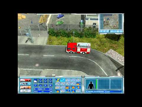 Emergency 4 Poland 2012 Resuce Mod Mini Gameplay (beta)