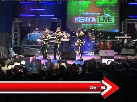 M.o.g Performs My Call At Safaricom Kenya Live Meru Concert video
