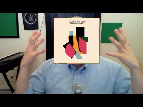 Mount Kimbie - Cold Spring Fault Less Youth ALBUM REVIEW (QUICK)