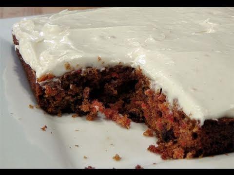 Carrot Cake Recipe Laura Vitale