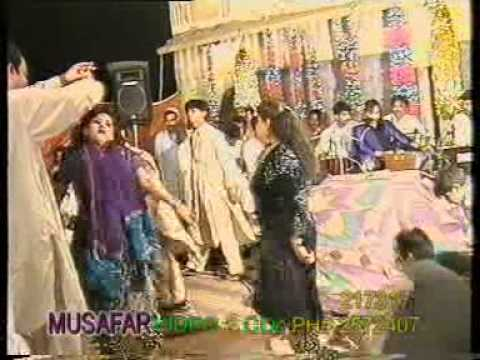 Sheen Asman Zare Zare - Da Khushalo Mahfil video