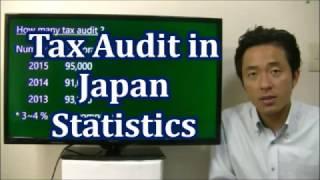 #035 Statistics Views - Tax audit in Japan
