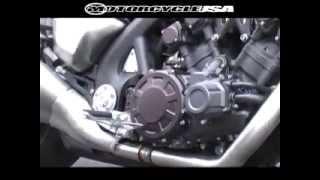 2009 Star VMax First Ride - MotoUSA