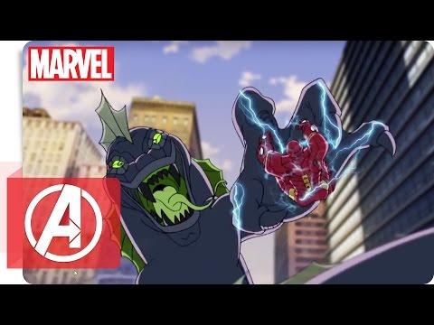 Avengers - Clip: Die Schlange der Verdamnis   Marvel HQ Deutschland