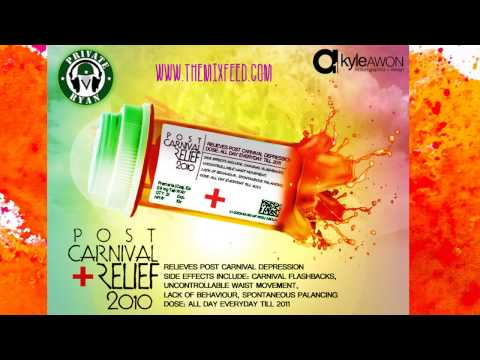 DJ Private Ryan   Post Carnival Relief 2010 [TRINIDAD CARNIVAL SOCA MIX DOWNLOAD]