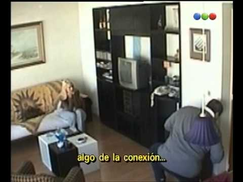 Infraganti, Luciana Salazar - Parte 1 - Videomatch